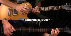 Burning Sun Walkthrough