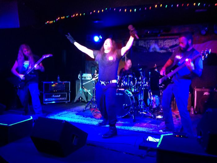 DistortedFate at Paladino's September 6, 2014