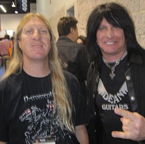 Michael Angelo Batio NAMM 2015